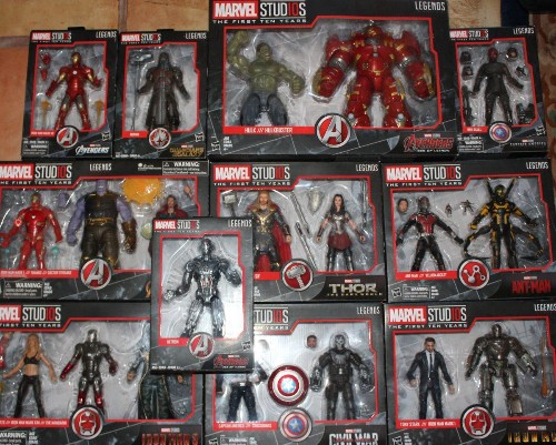 10 Years In, Marvel Studios Finally Gets The Toy Line It Deserves