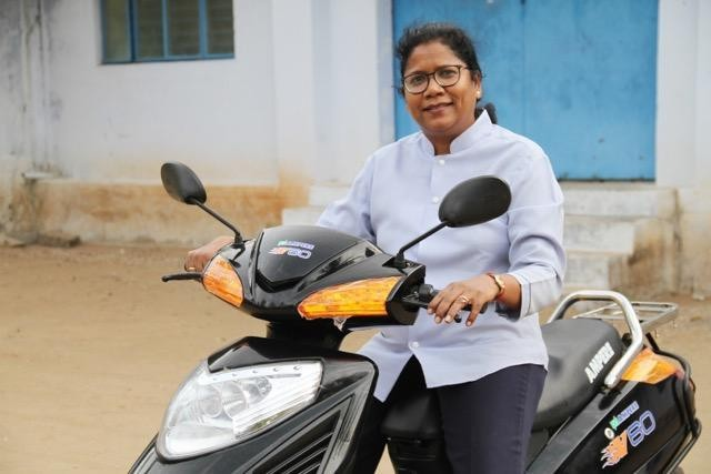 Meet The Woman Entrepreneur Making Low-Cost Electric Vehicles Backed By Ratan Tata And Infosys' Co-Founder