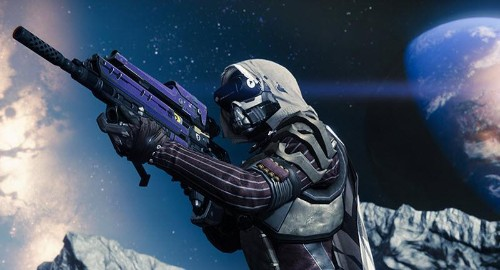 The Good, The Bad And The In-Between Of Bungie's 'Destiny' Beta