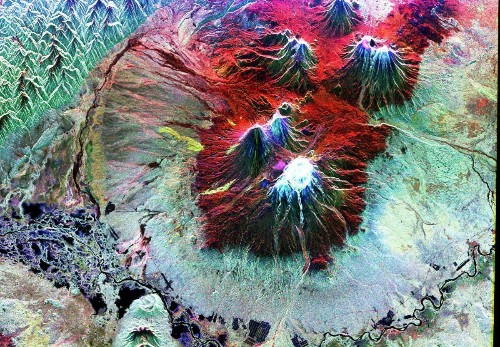 These NASA Photographs Of Earth's Volcanoes Will Make You Feel Insanely Small