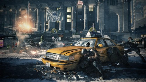 The 10 Best Things About 'The Division' Beta