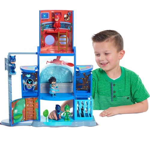'PJ Masks' Mission Control Playset Takes Children's Imaginations Into Space