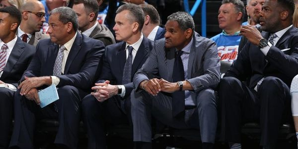 The Oklahoma City Thunder Are Set To Have Both A New Look Roster And Coaching Staff