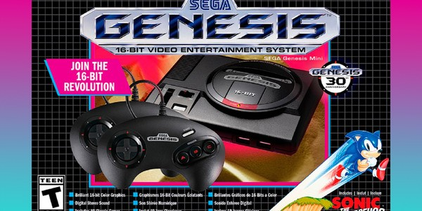 The 'Sega Genesis Mini' Is Now Available To Pre-Order: Where To Buy, Price And Release Date