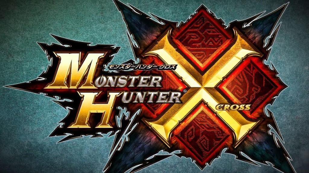 'Monster Hunter Cross' Announced For 3DS