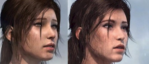 What's Going On With Lara Croft's New Look In Her PS4/Xbox One Revamp?