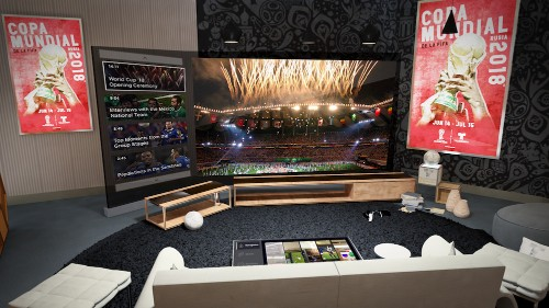 You Can Watch All 64 World Cup Games On Virtual Reality For First Time Ever On Telemundo App