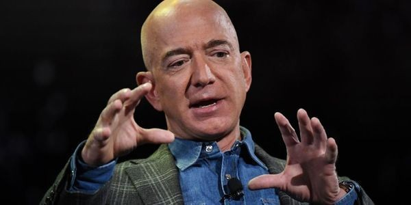 Jeff Bezos Sells About $1.8 Billion Worth of Amazon Shares in Three Days