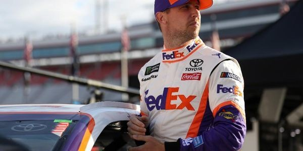Denny Hamlin Talks Watkins Glen, Danica Patrick, Hailie Deegan And NASCAR's Future
