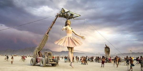 Burning Man 2019: Sneak Peek At This Years Outrageous Art Installations