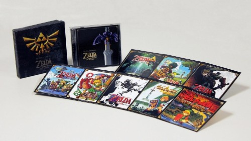 'The Legend Of Zelda Game Music Collection' Will Be Released This September