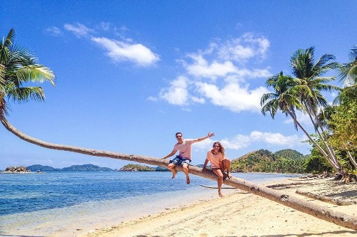 The Couple Living On $600 A Month Launching An Adventure Tourism Business