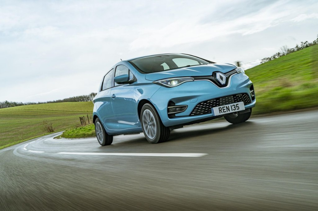 Renault Zoe R135 Review: Still Top Of The City EV Class