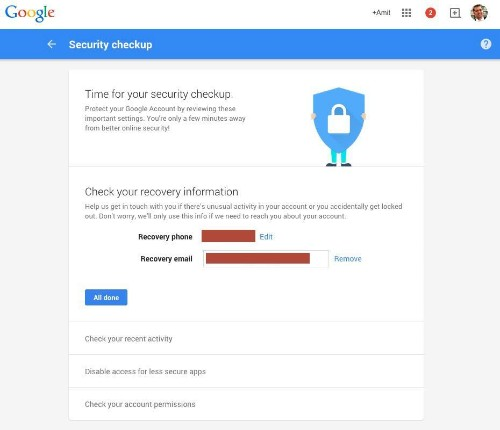 Google Drive Is Offering 2GB Of Free Storage For Doing A Quick Security Checkup