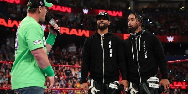 WWE's Jimmy Uso Arrested On DUI Charge Days After John Cena Mocks Arrest History