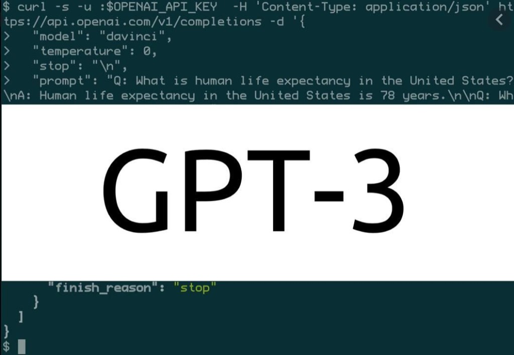 Welcome To Human-Computer Co-Creation: What GPT-3 Means For Education