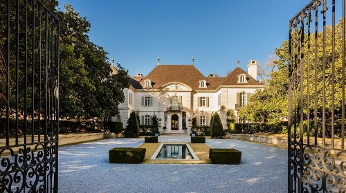 Once Offered At $135 Million, Walnut Place In Dallas Lists For $100 Million