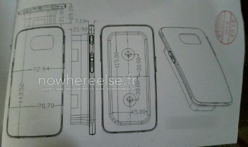 New Galaxy S6 Leak Reveals Surprising Size