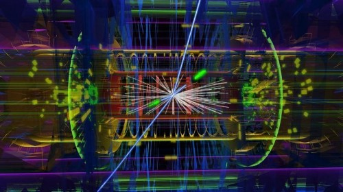 What Was It Like When The Higgs Gave Mass To The Universe?