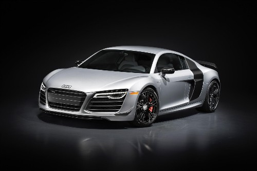 Introducing The Most Powerful Audi Ever: R8 V10 Competition