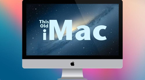 This Old iMac: Speeding Up The Photos App