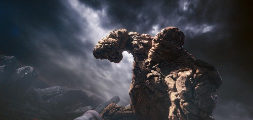 'Fantastic Four' Can't Pack A Punch