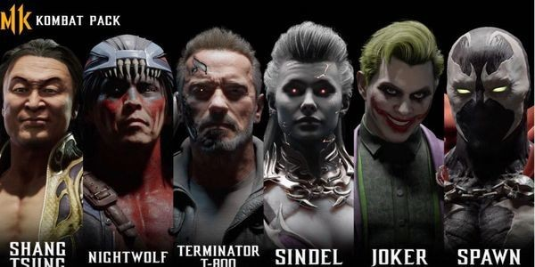 Joker, Terminator, And The Rest Of The New Fighters Coming In Mortal Kombat 11's Kombat Pack