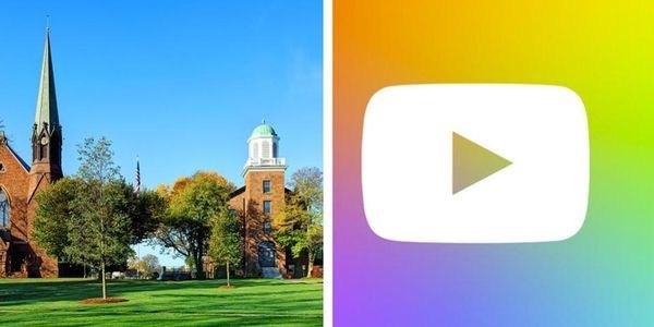 America's Top Colleges 2019; LGBTQ Creators Sue YouTube; 'Dangerous' MacBooks Banned From Flying By FAA