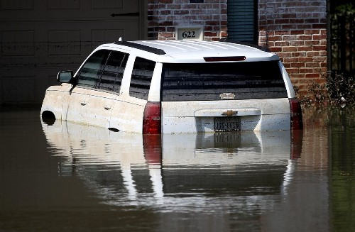 A Potentially Nameless Storm Could Cause Major Flooding In Southeast Texas