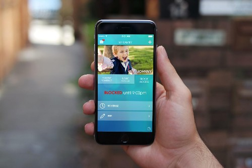 A Startup Aims To Unglue Kids From Their Phones