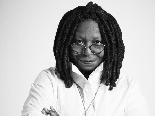Whoopi Goldberg Talks Cannabis: 'I Think It's Worth Trying'