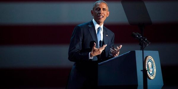 Barack Obama's Final Speech: Five Valuable Lessons For Communicators