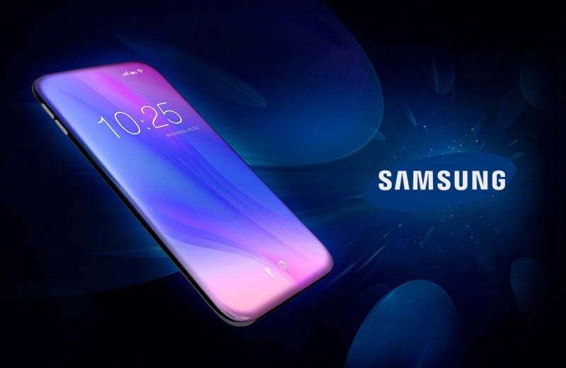 Samsung Suddenly Exposes Radical New Galaxy Smartphone