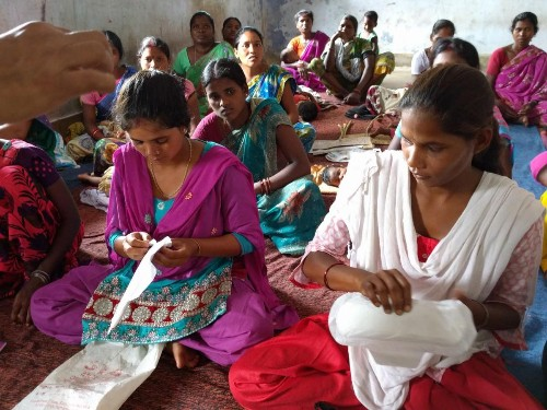 The MIT Startup Giving Indian Women Access To Biodegradable Sanitary Pads