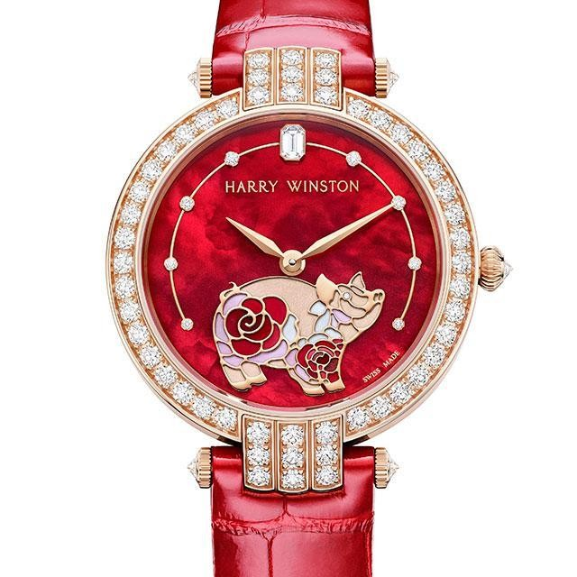 Wild Things: Animal Watches From Harry Winston, Jaquet Droz, Hermès, Vacheron Constantin, Bovet