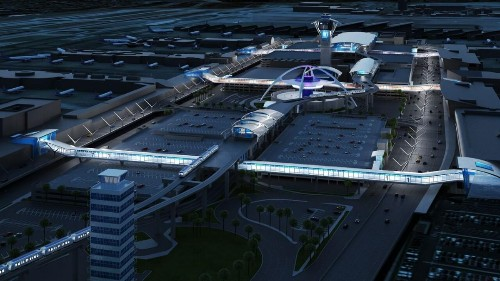 Los Angeles International Airport to Get a Game-Changing $5 Billion Upgrade