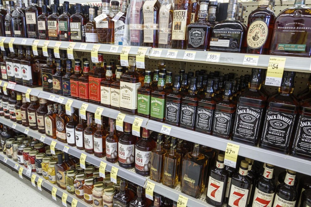 The World's Most Popular American Whiskey—By The Numbers
