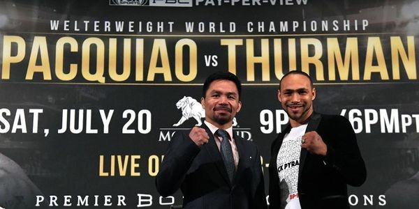 How To Watch Manny Pacquiao vs. Keith Thurman