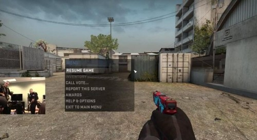Watch The Insanity Of A Counter-Strike Player Being 'SWAT-ed' Live On Stream