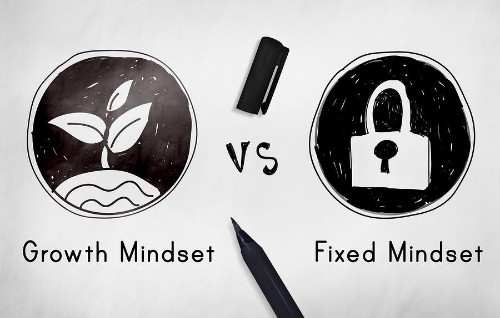 Adopting a Mindset Change: From Fixed to Growth