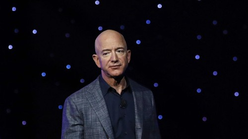 Jeff Bezos Is No Longer The Richest Person In The World (Again)