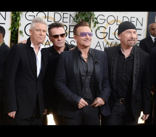U2 Embrace Chaos As A Creative Process In Making Their New Album