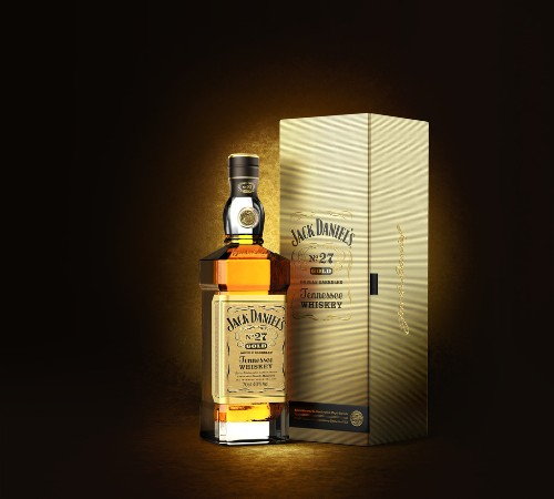 Jack Daniel's No. 27 Gold Tennessee Whiskey Now Available In The United States