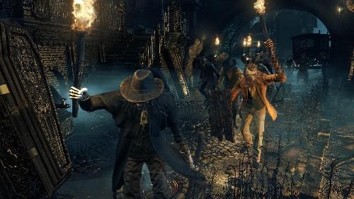 'Bloodborne' Is A Dark And Brutal Successor To 'Dark Souls'