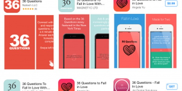 To Fall In Love With Anyone, Try This App -- Or This One, Or This One