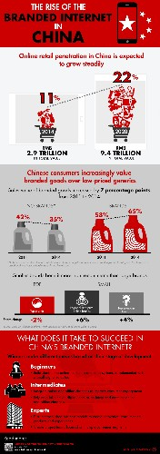 The Rise Of The Branded Internet In China [Infographic]