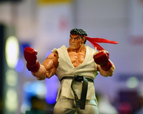 Pay Attention Capcom! Someone Turned 'Street Fighter II' Into A Promising AR Game