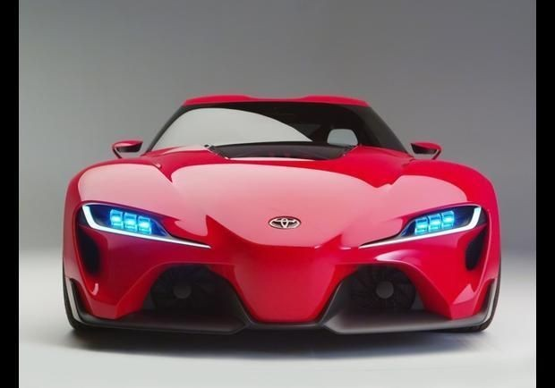 The FT-1's surprise debut is one of the highlights of the 2014 Detroit auto show.