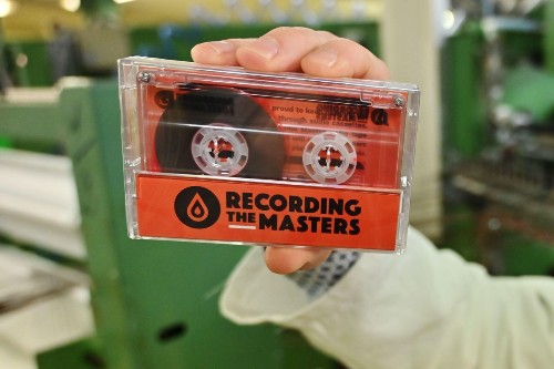 The Walkman And Cassette Tapes Are Making A Comeback