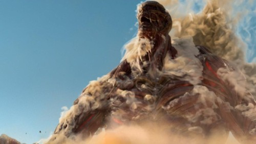 First 'Attack On Titan' Movie Tops The Japanese Box Office